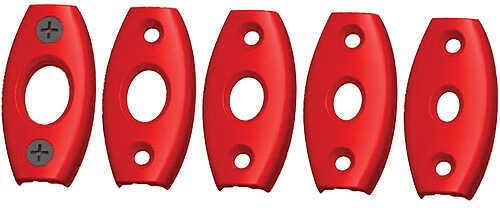 Aim Sports Inc. Aim Sports Loc-A-Peep Hunter Lite Kit 5 Sizes Red 37184