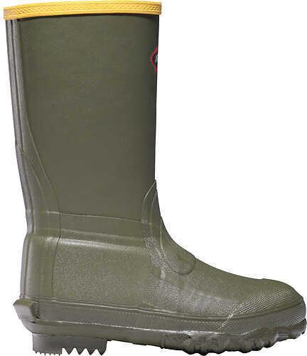 Lacrosse Youth Lil Burly 9'' Boot Felt 6 Green 37858