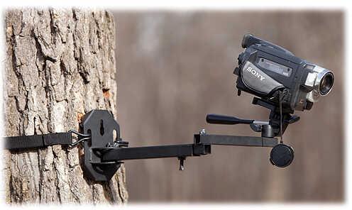 Big Game Products Inc. BIG GAME PRODUCTS INC Big Game Treestand Video Camera Holder Steel Strap-on 37910