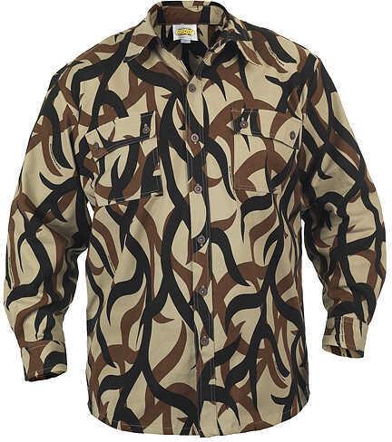 ASAT OUTDOORS LLC ASAT L/S Field Shirt Cotton Lg ASAT 38046
