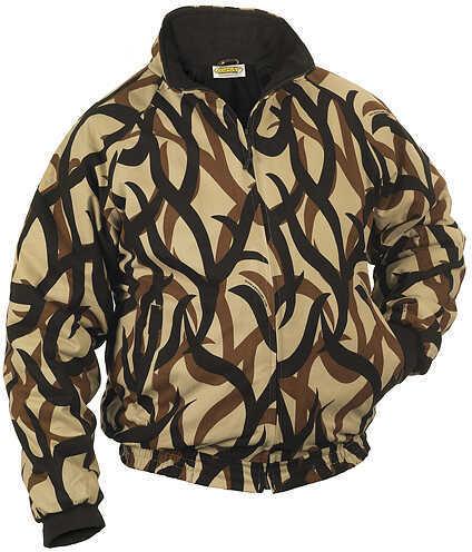 ASAT OUTDOORS LLC ASAT Insulated Bomber Jacket Cotton/Ramie 2X ASAT 38052