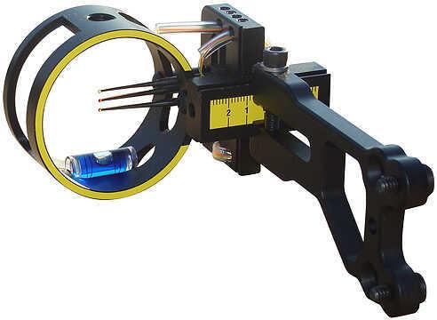 GWS GAME WARNING SYSTEM GWS Nova Sight RH/LH Black 3 Pin .019 71003