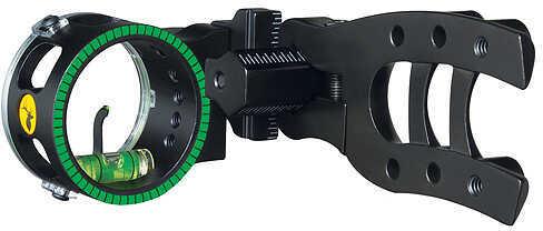 TROPHY RIDGE LLC/ESCALADE SPOR Trophy Ridge Alpha 1 Sight RH Black 1 Pin .019'' 38256