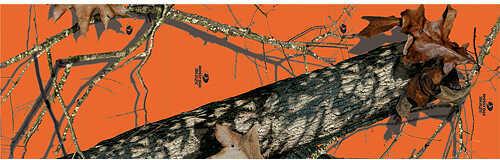 LVE HUNTING DECALS LLC LVE Extreme Arrow Wrap - Mossy Oak Blaze 4'' Carbon MO Blaze 38511