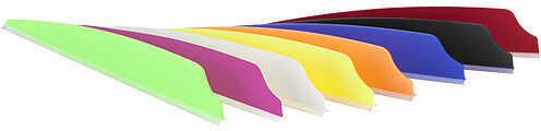 Norway Industries Inc. NORWAY INDUSTRIES INC Norway Fusion Vanes 3'' White 100/pk. 132011