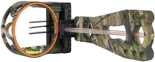 Cobra Archery Cobra Smoke 3 Sight RH Black 3 Pin - .019 39288