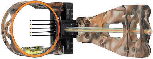 Cobra Archery Cobra Smoke 5 Sight RH Black 5 Pin - .019'' 39309