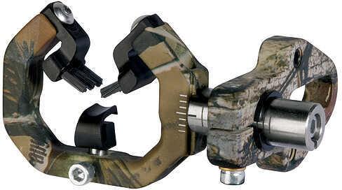 New Archery NAP QuikTune 360 Capture-Rest LH Camo 39434
