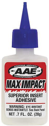 Arizona Archery Enterprises ARIZONA ARCHERY ENT AAE/Cavalier Max Impact Insert Glue .7oz. 39652