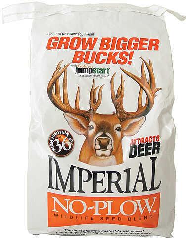 THE WHITETAIL INSTITUTE Whitetail Institute No-Plow Wildlife Seed Blend 9lbs 4528