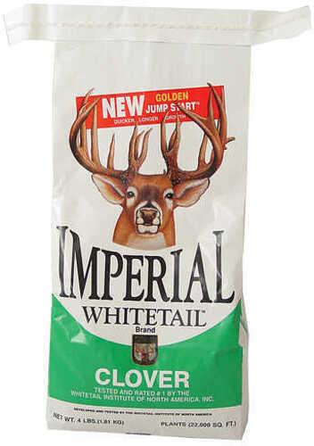 THE WHITETAIL INSTITUTE Whitetail Institute Imperial Whitetail Clover .5 Acres 4lbs 4529