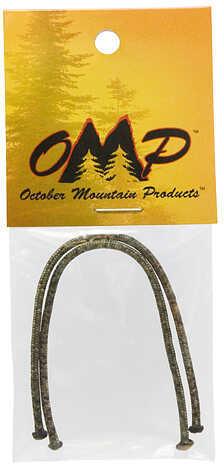 OCTOBER MOUNTAIN PRODUCTS OMP Premium Release Loop 4.25'' Digital Camo 2/pk. 45362
