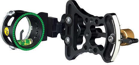 TROPHY RIDGE LLC/ESCALADE SPOR Trophy Ridge Pursuit Sight w/Light RH Black 1 Pin .019 45526