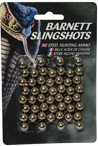 Barnett Slingshot Ammo .38 Cal. 50/pk. 19205