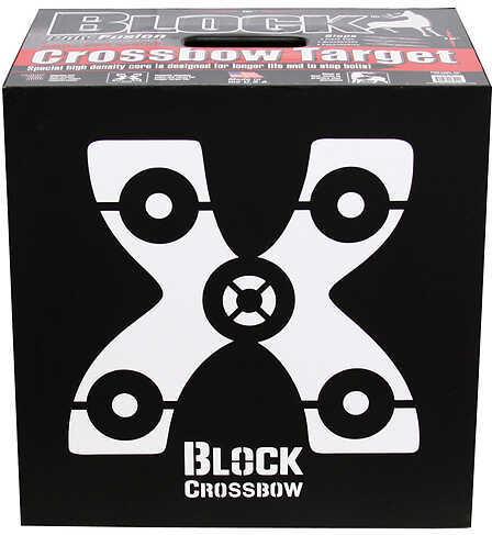Field Logic Inc. FIELD LOGIC INC Field Logic Block Black Crossbow Target 16''x16''x12'' CB16 45548