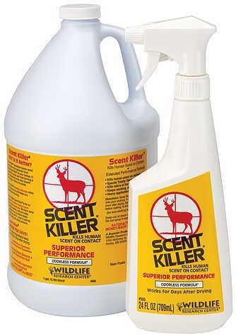 Wildlife Research Scent Killer Gallon/24 oz. Spray 565