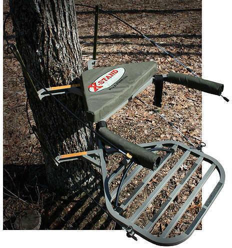 X-Stand Treestands X-Stand X-1 Climbing Treestand Aluminum 46567