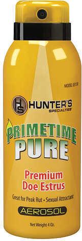 Hunter Specialties H.S. Primetime Pure Doe Estrus Aerosol Spray 4oz. 3130