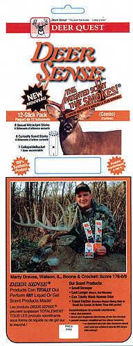 DEER QUEST LTD Deer Quest Combo Food Scents Bucket Apple, Corn, Carrot, Acorn 26