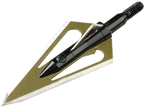Magnus Outdoor Products MAGNUS ARCHERY COMPANY Magnus Stinger Repl Bleeder Blades Stinger BH 6/pk. 47140