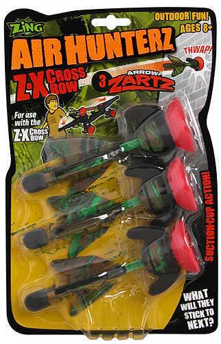 OZWEST INC dba ZING Zing Air Hunterz Z-X Crossbow Refills 47397