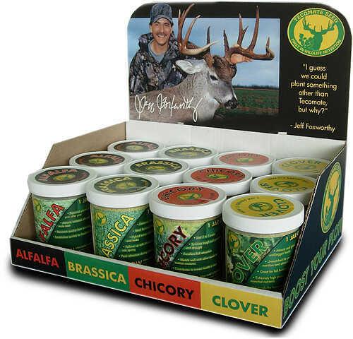 ANTLER ATTAKK Tecomate Pounder Variety Pack 1lb x 12 2290