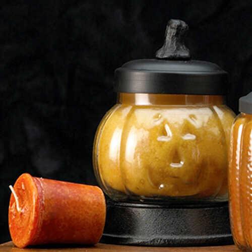 A CHEERFUL CANDLE LLC ACG Punky Candle Cinnamon Clove Orange 47567