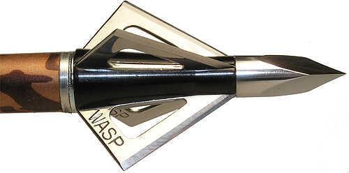 Wasp Boss 4 Blade Broadhead Rep Bld 100gr. 12/pk. 7024