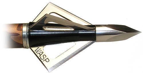 Wasp Boss 3 Blade Broadhead 3 bld. BH 125gr. 3/pk. 3125