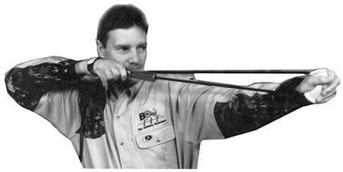 BOWFIT LLC Bowfit Archery Exerciser Medium 48298