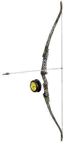 PSE Kingfisher 60in Recurve Kit 50lbs RH 48372