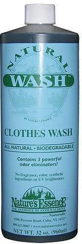 NATURE'S ESSENCE CO Nature's Essence Clothes Wash 32 oz. 48378
