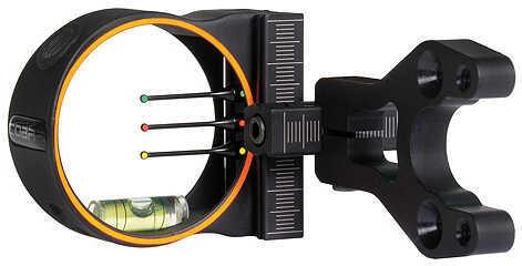 Cobra Archery Cobra Marksman G2 Sight w/TKO Pins 3-Pin TKO RH Black 48400