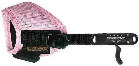 Cobra Archery Cobra Lady Serpent Release H & L Pink 48404