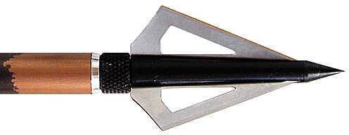 """Allen Cases Allen Three Blade Grizzly Broadhead 1 3/16"""" BH 125 gr 3/pk 14625"""