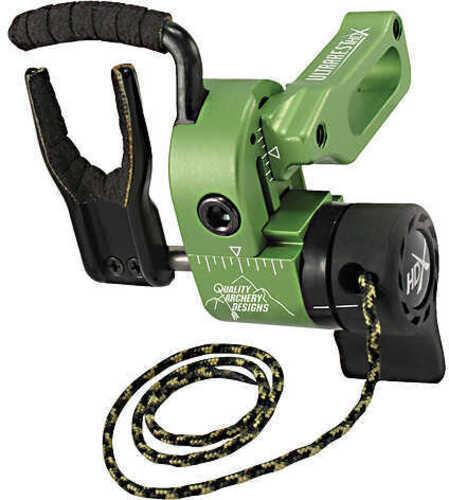Quality Archery Design QAD Ultra-Rest Pro HDX RH Green 48443