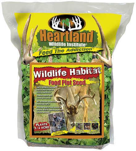 HEARTLAND WILDLIFE INSTITUTE Heartland Wildlife Habitat 4.5lbs Perennial 48496