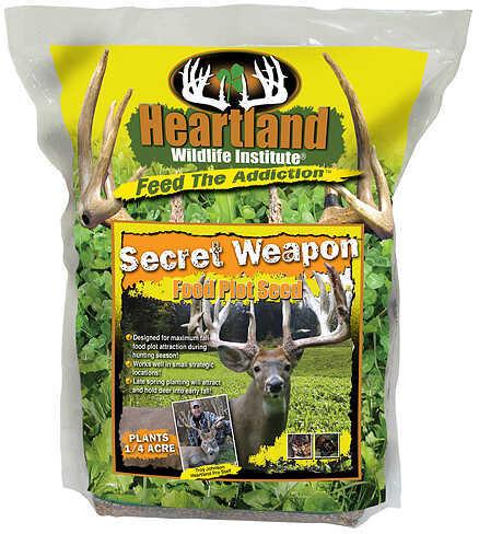 HEARTLAND WILDLIFE INSTITUTE Heartland Secret Weapon 6lbs Annual 48499