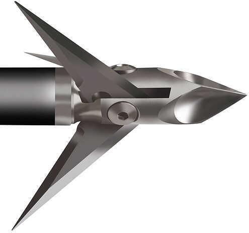 "FULTON PRECISION ARCHERY Fulton Ramcat Deep Six Broadhead 1 1/2"" BH 125gr. 3/pk. 48732"