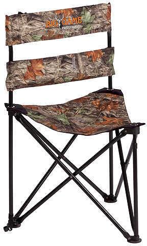 Big Game Products Inc. BIG GAME PRODUCTS INC Big Game Folding Tripod Chair Steel 18'' Seat 50770