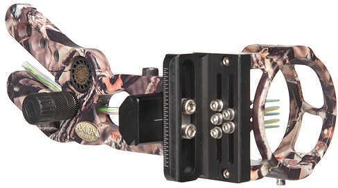 AXION ARCHERY Axion GLX Gridlock Sight RH/LH Tactical 5 Pin - .019'' 50802