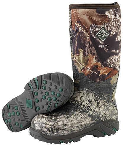 MUCK BOOTS/COOPERATIVE FEED DE Muck Arctic Pro Camo Boot 9 Nbu 54431