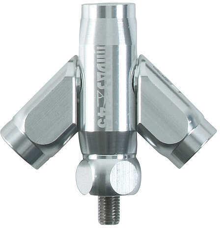 DOOSUNG CORPORATION Cartel Midas 302 V-Bar Silver 45 degree 54615
