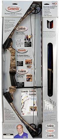 Genesis Mini Bow 14-25'' 5-12# Rh Lost 12236