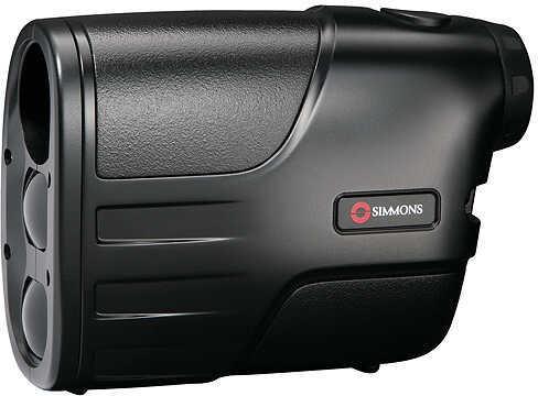 Simmons Rangefinder, 4x20LRF 600 Black, Clam Pack 801405C