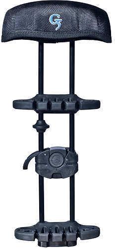 G5 Outdoors G5 Head Loc Quiver 6 Arrow Black 55478
