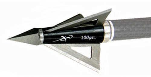 "Carbon Express / Eastman Tri-Loc Pro II Crossbow Broadhead 1 1/8"" BH 100gr. 3/pk. 55597"