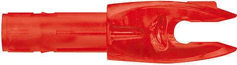 "Easton Outdoors Easton ""X"" Nocks .098 9gr Red 12/pk 318918"