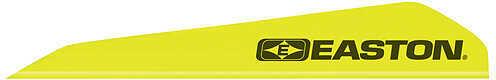 "Easton Outdoors Easton BTV Bi-Tail Crossbow Vanes 3"" Yellow 100/pk 419173"
