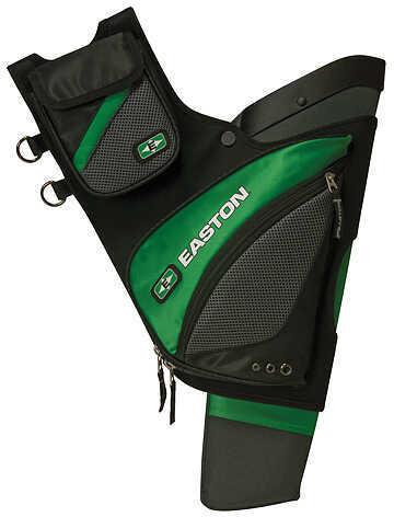 Easton Outdoors Easton Elite QH100 Hip Quiver RH Green 218829